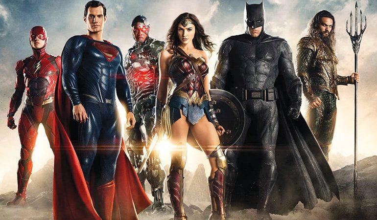 Film review: Justice League **