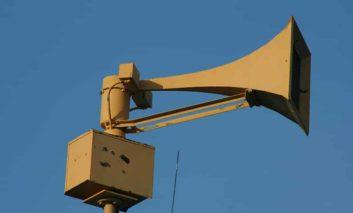 Air raid sirens in Paphos just a test