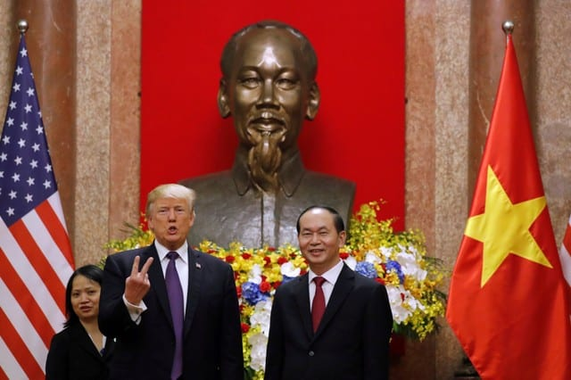 Trump says N.Korea's Kim insulted him by calling him 'old'