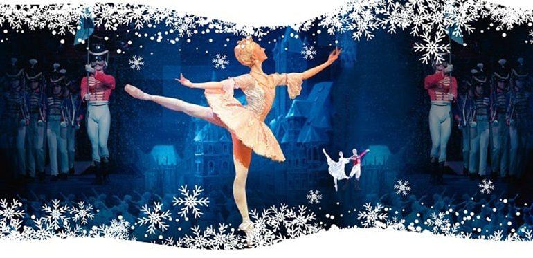 Tchaikovsky's iconic score wins Christmas