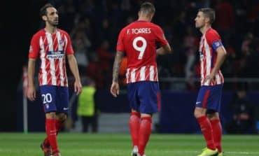 'Gabi and 10 Ghosts': Atletico face Euro crisis