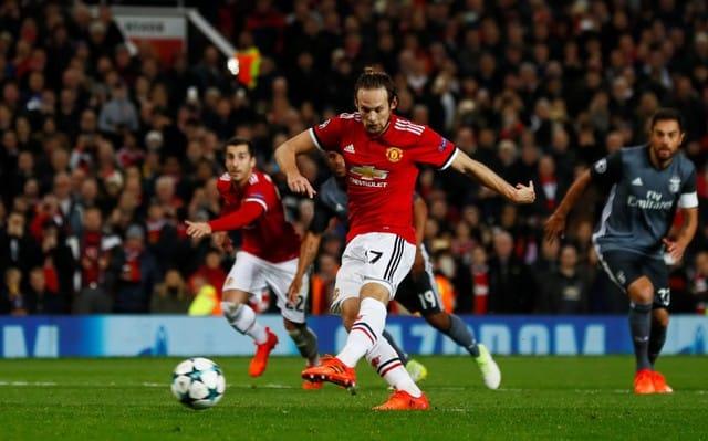 Mourinho explains Lukaku penalty snub