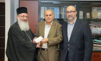 RCB Bank: Support to restoration works at Karpasia cathedral
