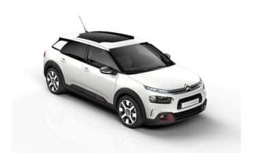 New Citroën C4 Cactus unveiled