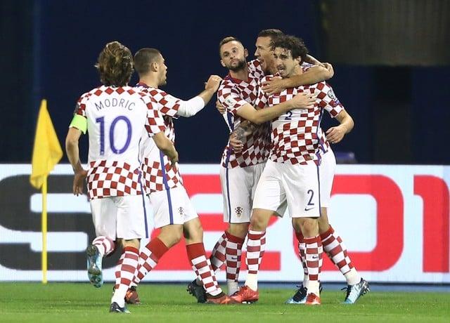 Croatia click under Dalic to put one foot in finals