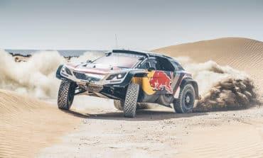 'Dream team' ready to line up for 2018 Dakar Rally