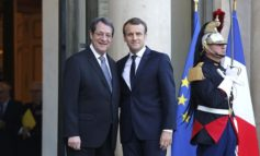 President's meeting with Macron focuses on defence and energy