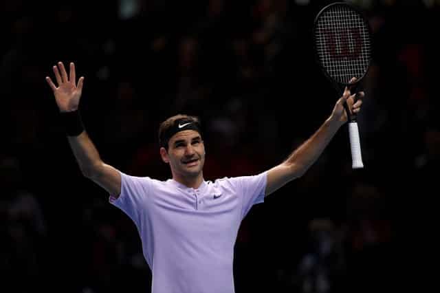Federer downs Zverev in 'generation game'