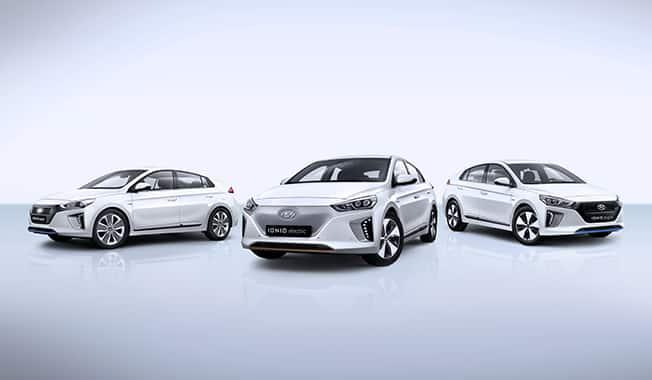 Hyundai IONIQ wins Women's 'supreme award'