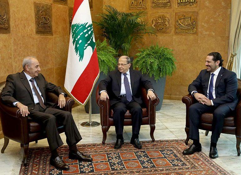 Hariri says Hezbollah must remain neutral