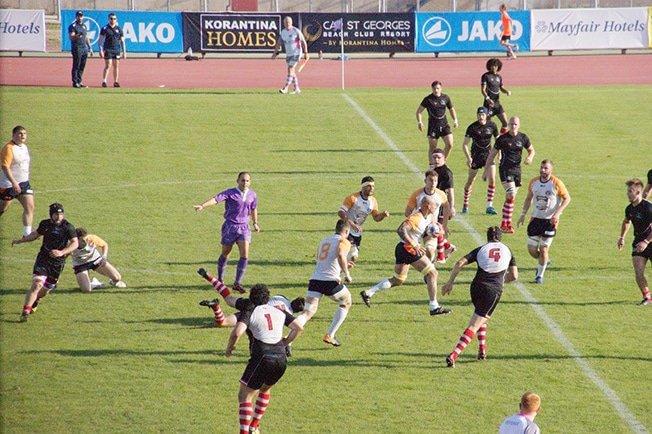 Moufflons thrash Austria in Paphos
