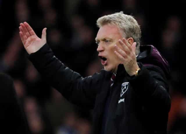 Puel cautious of West Ham reaction under Moyes