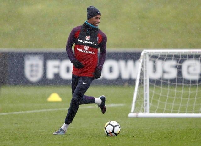 Rashford reveals Ronaldo inspiration ahead of Brazil game