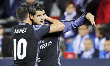 Ronaldo pines for Morata, Rodriguez after Wembley wobble