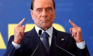 Berlusconi hails Deneuve's 'blessed words' on harassment