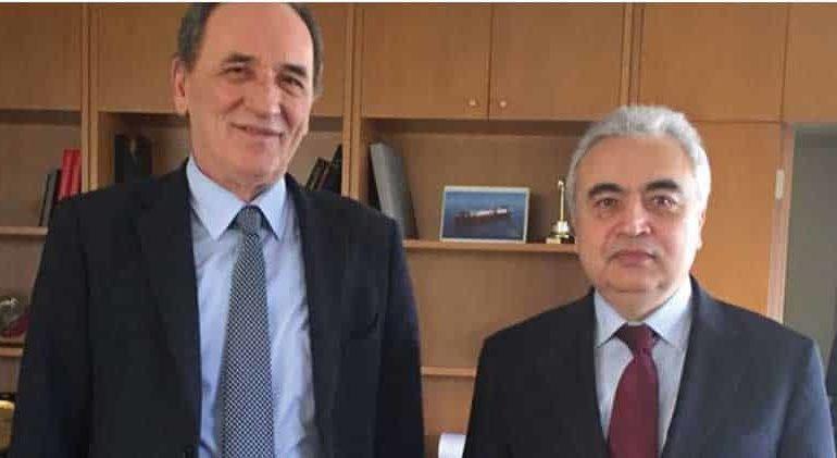 Greece praised for progress on energy policies