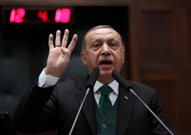 Turkish prosecutors probing claims of Erdogan family money transfers