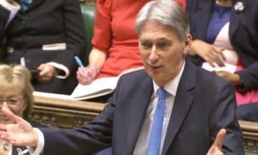 UK slashes growth forecasts, sees higher borrowing: Hammond