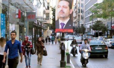Lebanese president hopes Hariri visit to France will end crisis