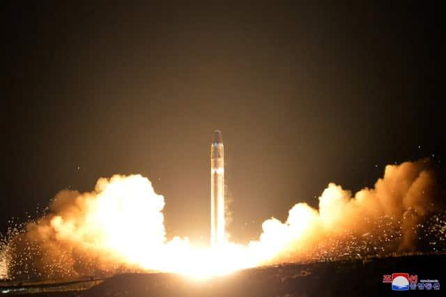 U.S. warns North Korean leadership will be 'utterly destroyed' in case of war