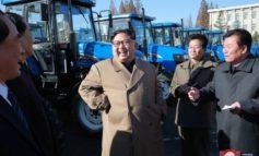 Images 'show N. Korea aggressive work on ballistic missile sub'