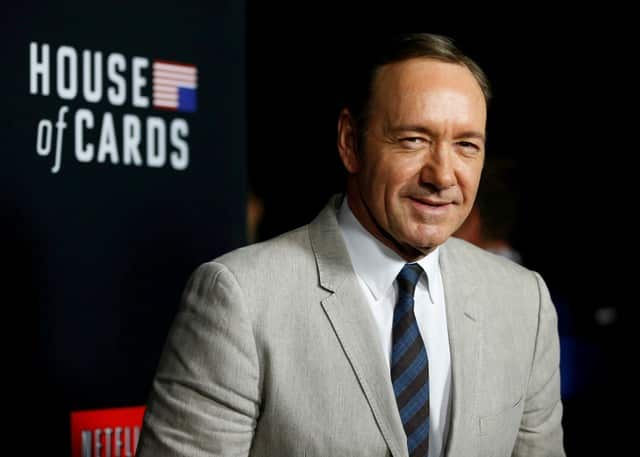 London theatre says 20 men made allegations against Kevin Spacey