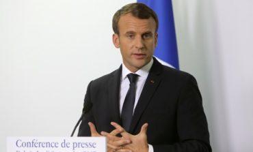 France's Macron broaches Lebanon in surprise Saudi visit