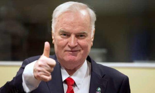 Ex-Bosnian Serb commander Mladic convicted of genocide