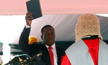 Mnangagwa vows to rebuild Zimbabwe and serve all citizens
