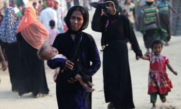 US calls Myanmar operation against Rohingya 'ethnic cleansing'