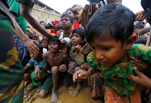 Myanmar, Bangladesh sign Rohingya return deal