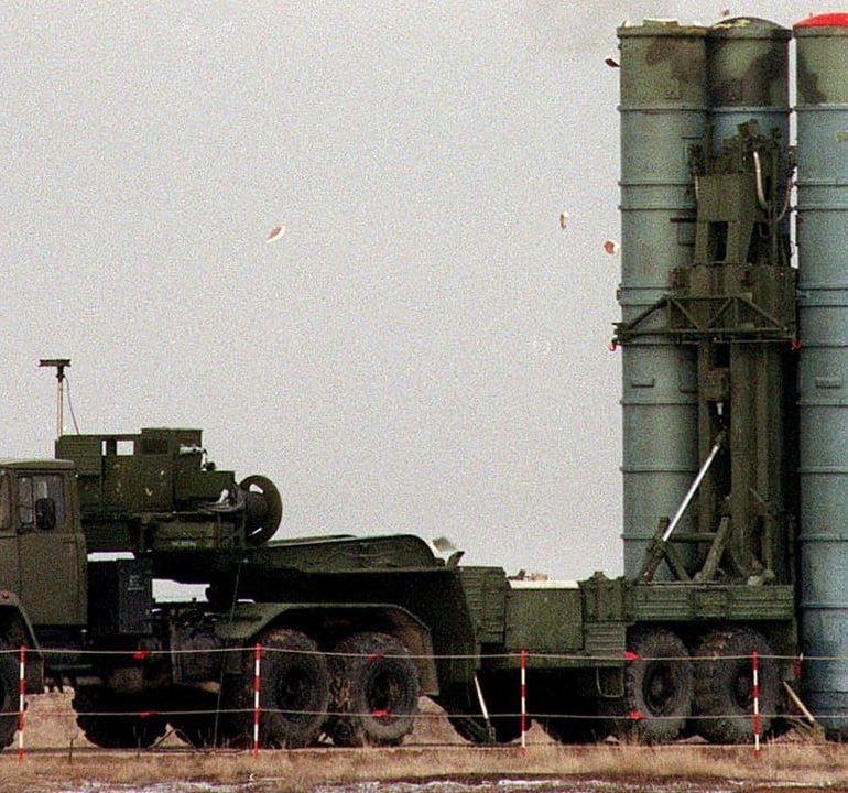 Kremlin presses on with Turkey missile contract despite possible U.S. arms deal