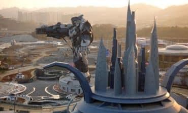 Virtual reality boom brings robots, cyberpunk castles to China
