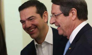 Anastasiades in Athens on Monday to meet Greek PM