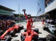 Vettel wins as Hamilton roars back to fourth