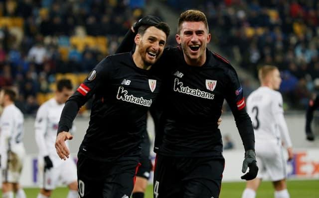 Marseille and Athletic Bilbao reach Europa League last 32