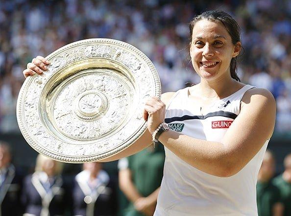 Former Wimbledon champion Bartoli to return