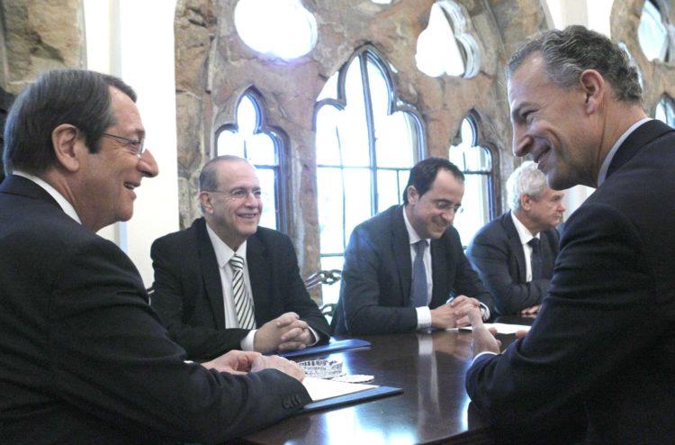 Erdogan, Tsipras meeting important, Nicosia says