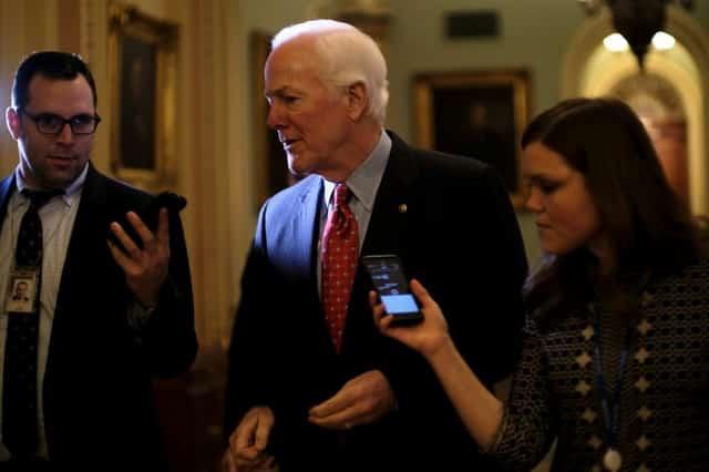 US Senate approves Republicans' tax overhaul