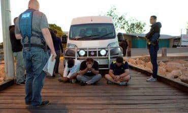 Australian police seize record methamphetamine haul