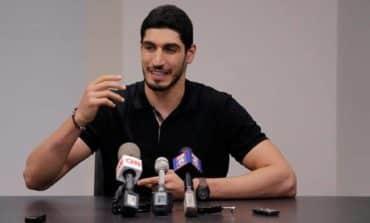 Turkey wants NBA star jailed for insulting Erdogan