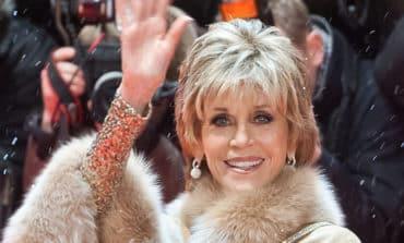 Jane Fonda raised $1.3 million for charity for her birthday