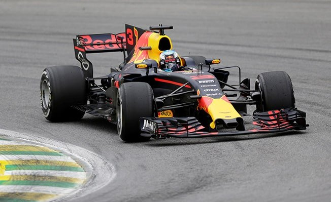 Ricciardo is F1's pass master in a season of fewer moves