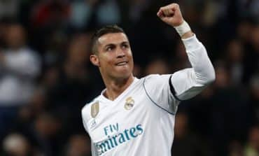 Ronaldo sets new scoring record