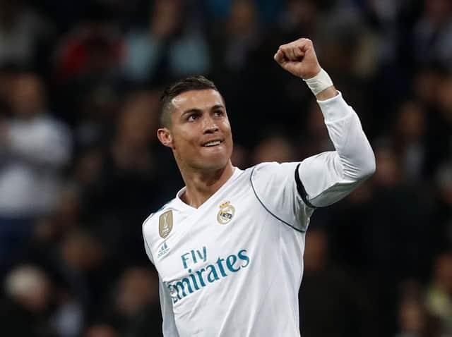 Ronaldo sets new scoring record