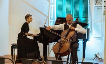 Paphos blooms with classical music