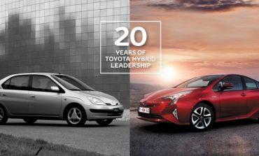 Celebrating 20 Years of Hybrid Leadership