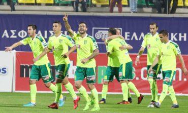 Five-star AEK back on top after thrashing Omonia