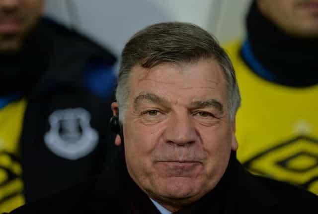 Allardyce wants more strikers amid Everton's scoring woes