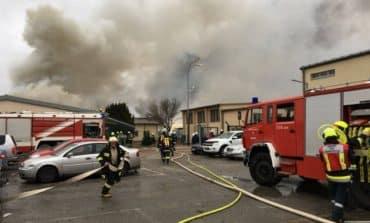 One dead, 18 injured in fire at Austria's main gas hub (Update)